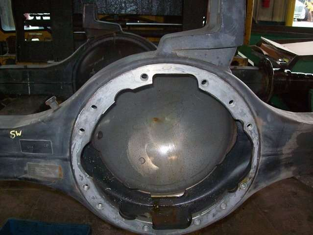 Meritor Rear Differential : Meritor rr rear axle housing for sale wyoming mi