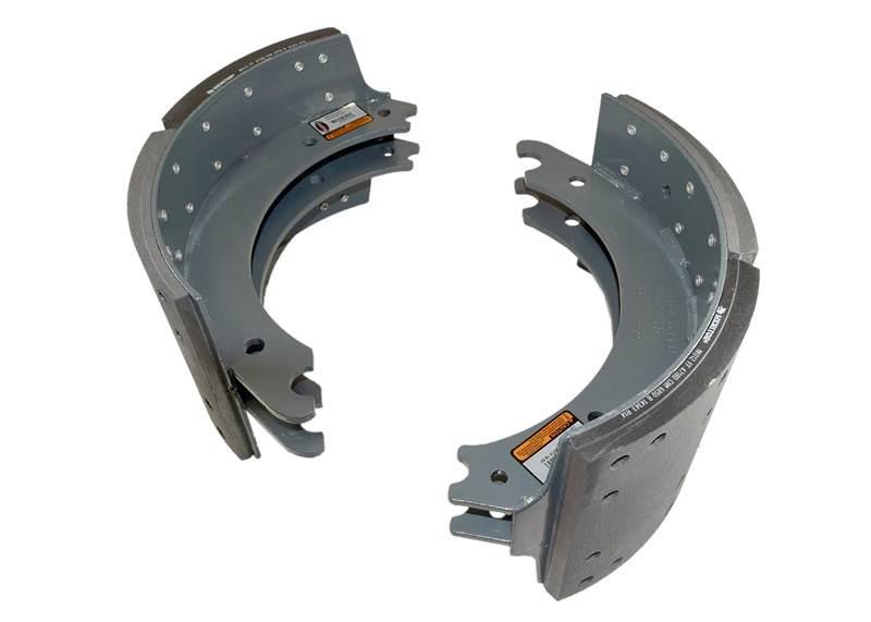 Meritor Brake Shoe - Lined Shoe Kit With Hardware, Reman XK3124718QP For  Sale | Dorr, MI | XK3124718QP | MyLittleSalesman com