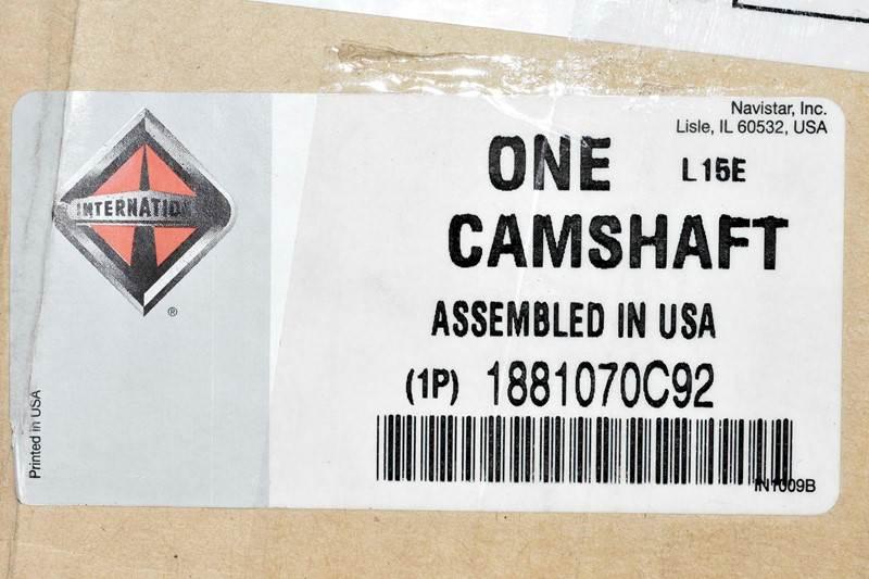 NIB Genuine International Camshaft ASM 1881070C92