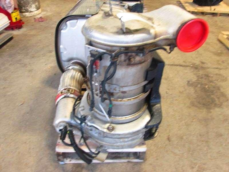 2014 Used Mack Mp7 Dpf Scr Catalyst For Sale Dorr Mi