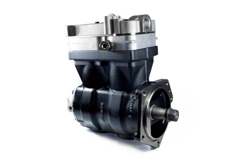 NEW Wabco 2 Cyl Air Compressor 4127040080