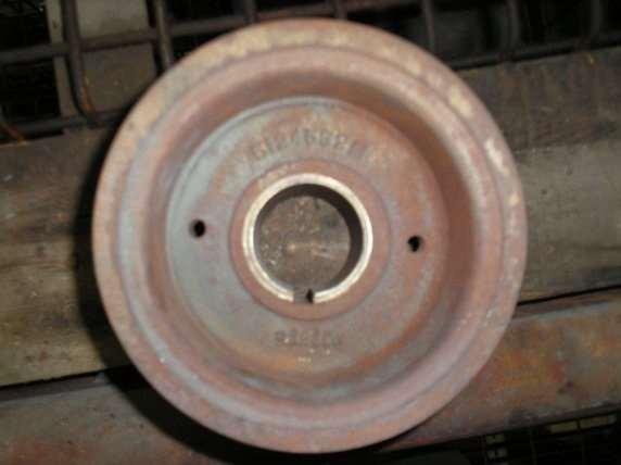 Used Detroit Diesel 671 Crank Pulley For Sale | Dorr, MI | 5124532 |  MyLittleSalesman com
