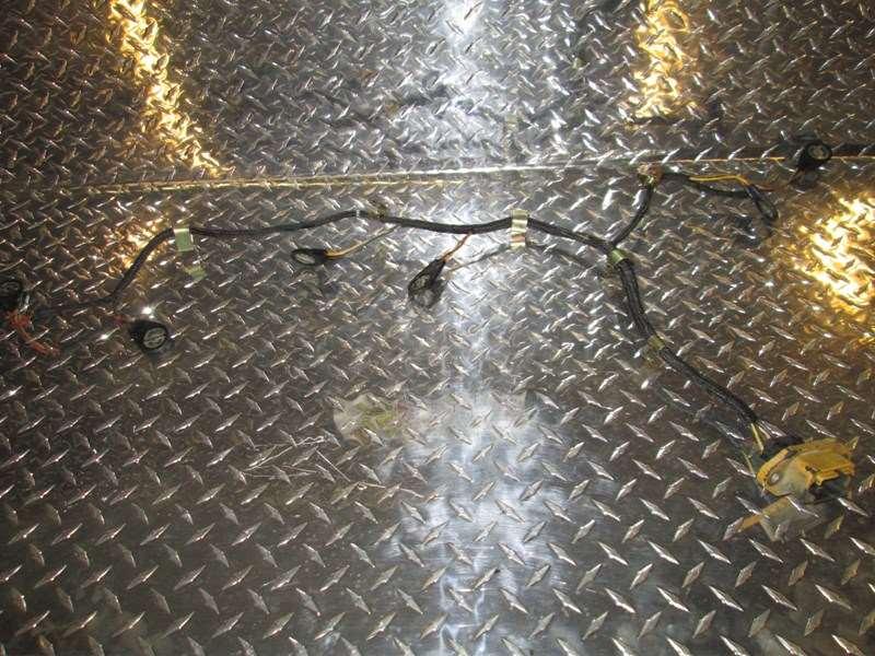 used caterpillar 3406e injector harness