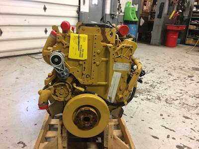 2008 Used Caterpillar C7 Engine For Sale, 15,248 | Wyoming