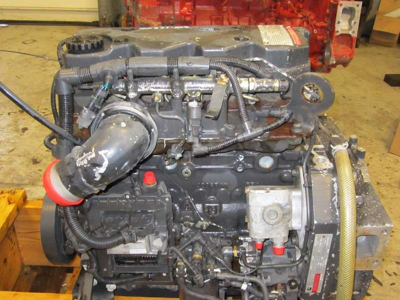 Used Cummins Engines For Sale >> 2000 Used Cummins ISB 3.9L Engine For Sale | Dorr, MI ...