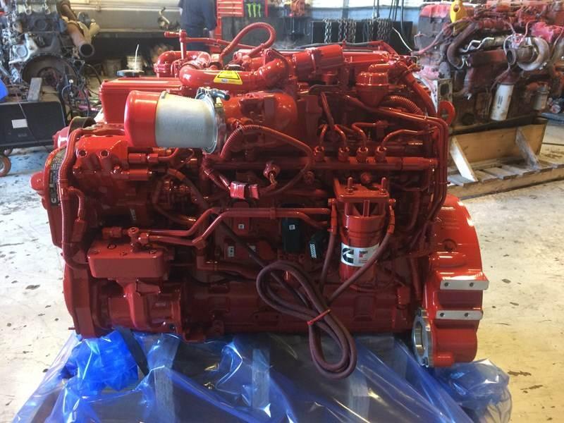 2016 New Cummins ISL9 Engine