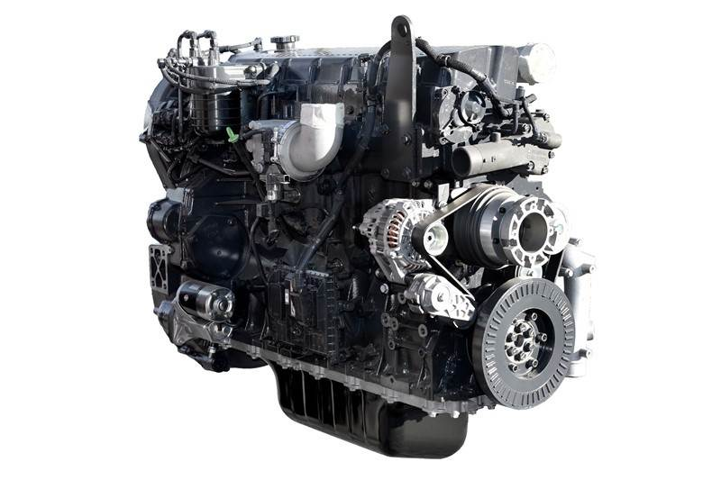 2014 New Iveco 8 7L engine  Family F2CFE613E*B010 Model Cursor 9 Tier 4  Final 6CYL
