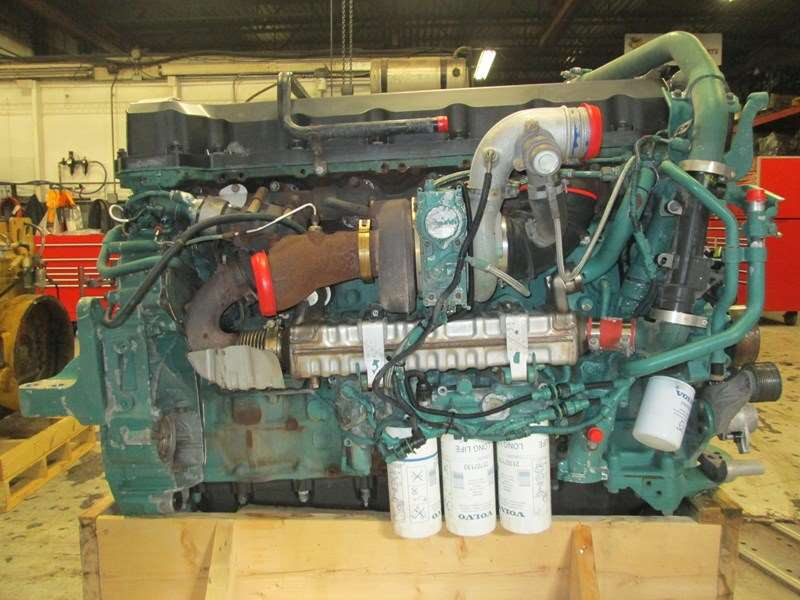 2012 Used Volvo D13 Engine For Sale, 1,131,199 | Wyoming ...