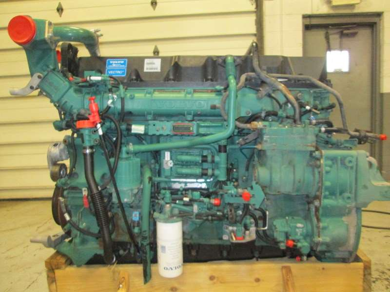 2012 Used Volvo D13 Engine For Sale 1 131 199 Wyoming
