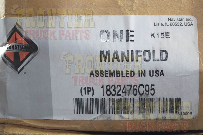Genuine International Exaust Manifold 1832476C95 **Free Shipping**
