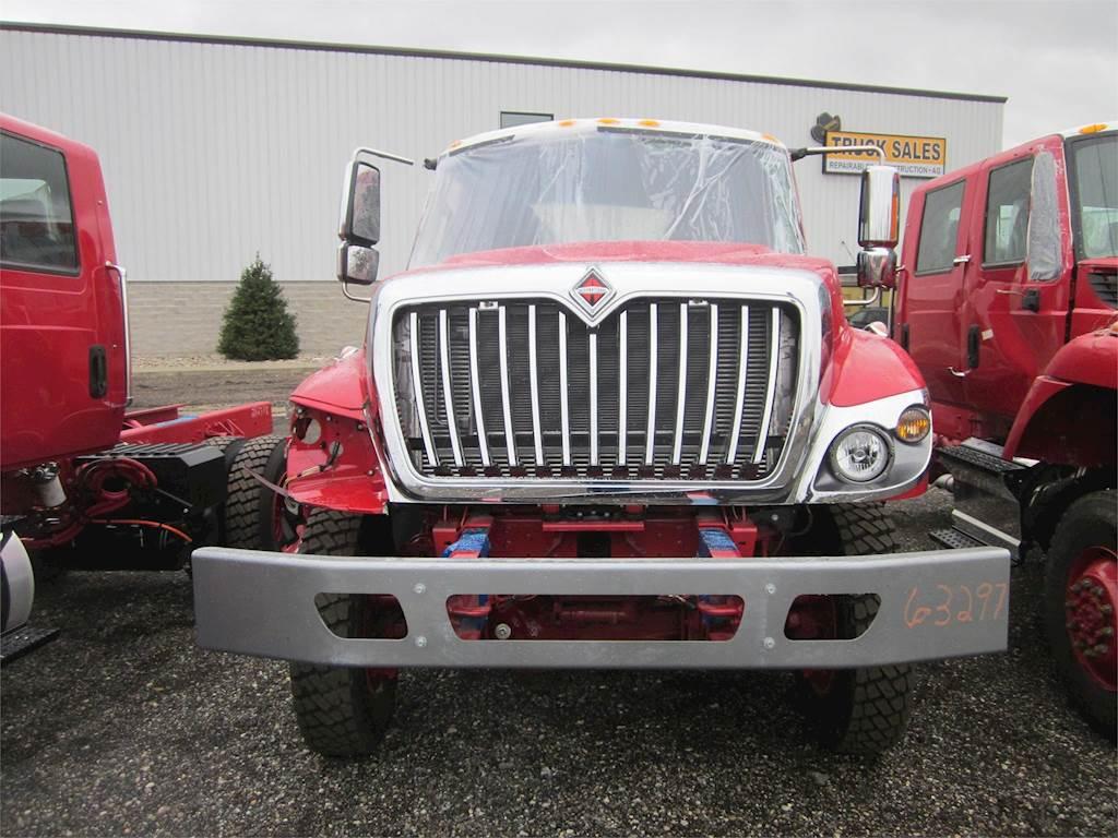 2019 International WorkStar 7400 SFA Fire Truck, Cummins L9, 350HP,  Automatic