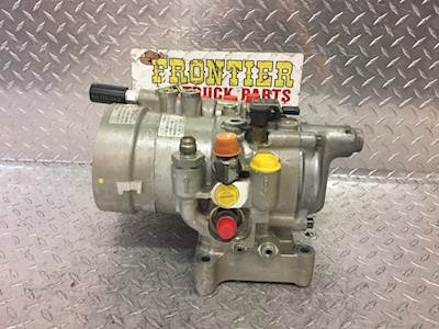 used detroit diesel dd15 fuel filter/coolant module