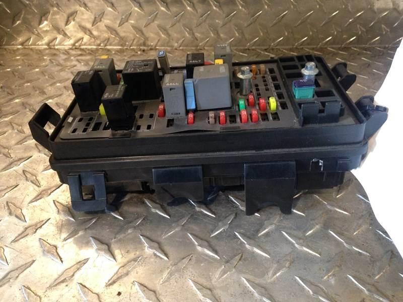 2013 used mack pinnacle fuse panel 2000 Kenworth W900 Fuse Diagram