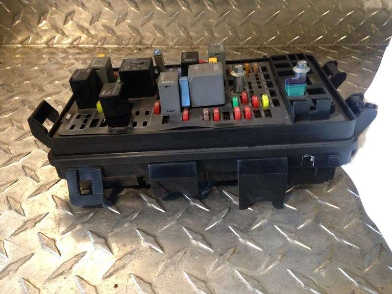 2013 used mack pinnacle fuse panel for sale dorr, mi 21734422