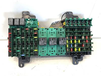 2012 Used Volvo VNL Fuse Panel For Sale | Dorr, MI | 628-10124 |  MyLittleSalesman.com | Volvo Mack Fuse Box Location |  | My Little Salesman