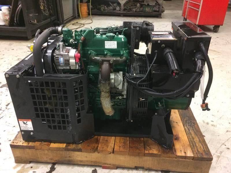 1995 Used Onan Generator