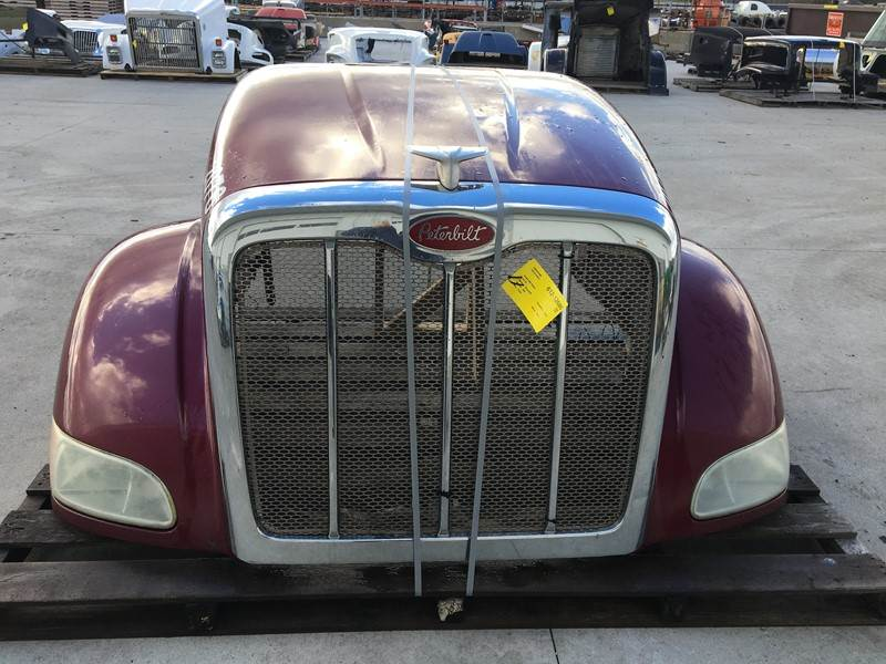 Used Peterbilt 386 Hood For Sale | Dorr, MI | 612-12686 |  MyLittleSalesman com