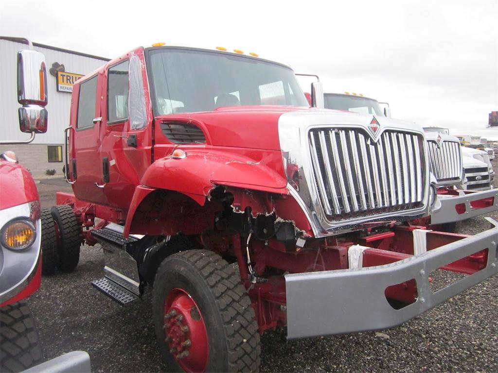 2019 International 7400 SFA Single Axle Mechanic / Service Truck, Cummins  L9, 350HP For Sale, 6 Miles | Dorr, MI | 63299 | MyLittleSalesman com