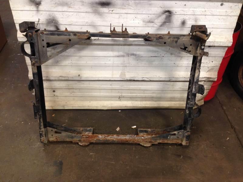 Ford Used Radiator Frame For Sale Dorr Mi F8ht8009ja