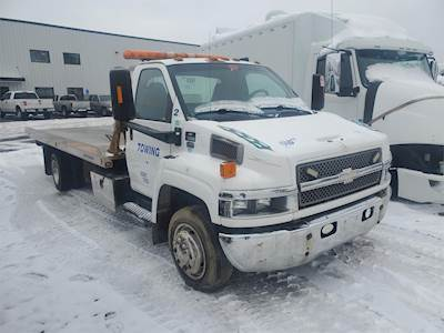 Kodiak Truck For Sale >> 2006 Chevrolet Kodiak C5500 Single Axle Rollback Truck Duramax Automatic