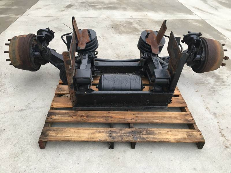 Used Hendrickson Steerable Tag Axle For Sale | Dorr, MI | 311-10118 |  MyLittleSalesman com