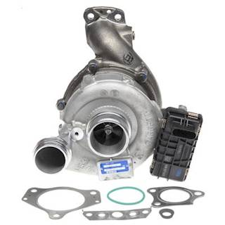 New Mahle Mercedes OM642 Turbo
