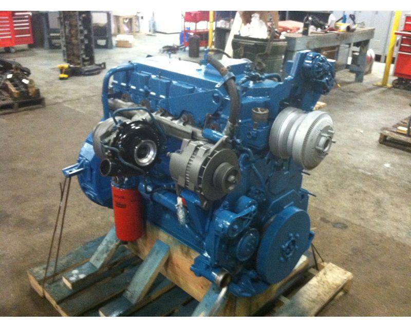 Dt530 international Engine manual