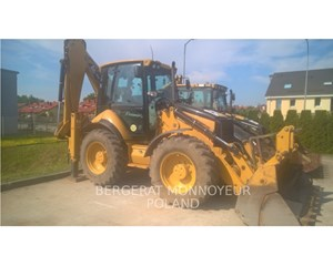 Caterpillar 434E Backhoe