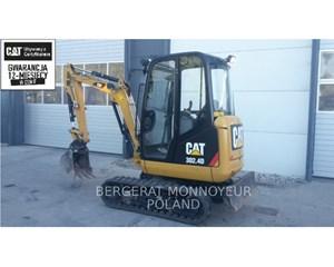 Caterpillar 302.4D Crawler Excavator