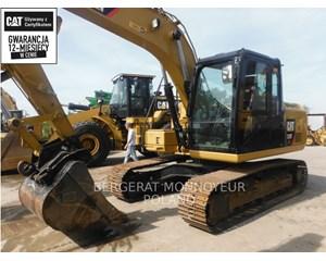 Caterpillar 313FLGC Crawler Excavator