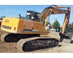 Liebherr R924B Crawler Excavator