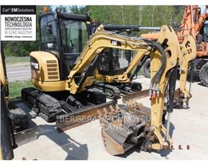 Caterpillar 302.7DCR Excavator