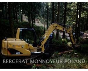 Caterpillar 307CSB Excavator