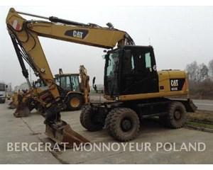 Caterpillar M315D Excavator