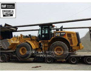 Caterpillar 966 M Wheel Loader