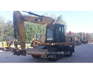 Caterpillar M315 D Wheeled Excavator