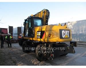 Caterpillar M315D Wheeled Excavator