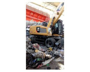 Caterpillar MH3022 Wheeled Excavator