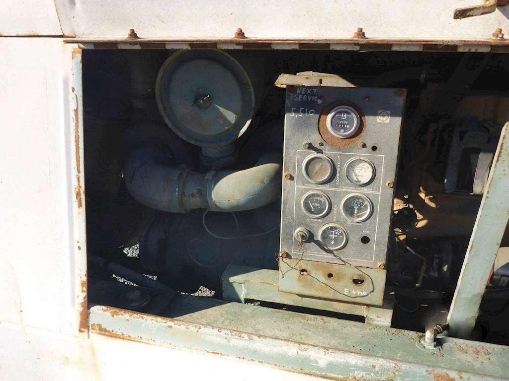 Gardner Denver Portable air Compressor Parts manual