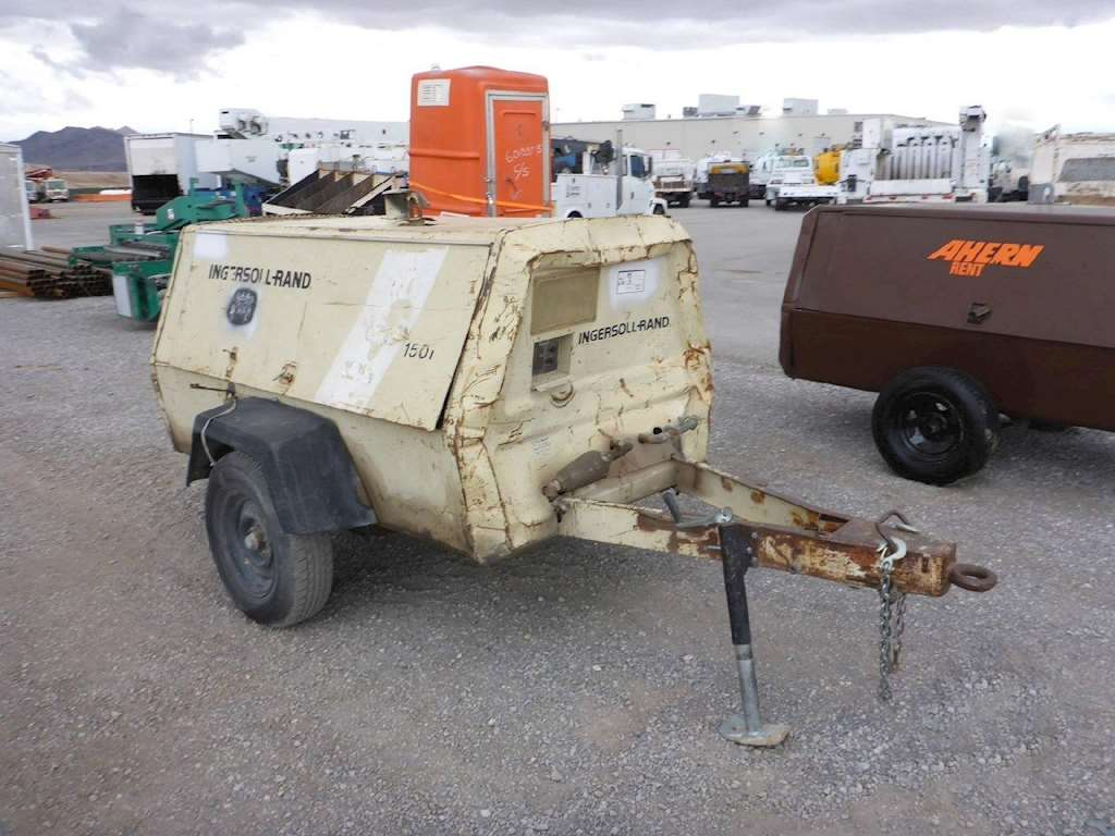 Ingersoll Rand P185 Air Compressor For Sale Las Vegas