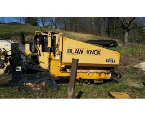 Blaw-Knox PF855 Asphalt Paver