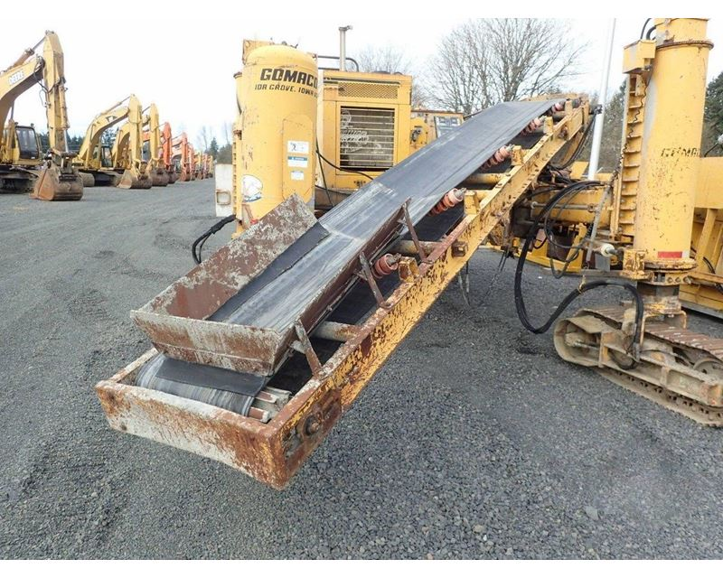 1996 Gomaco Gt6300 Asphalt Paver For Sale Las Vegas Nv
