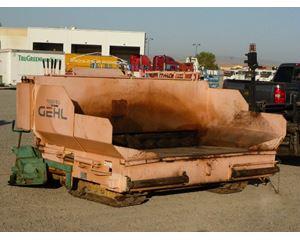 Gehl T650BD Asphalt Paver