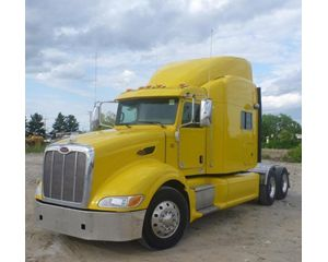 Peterbilt 386 Cabover Sleeper
