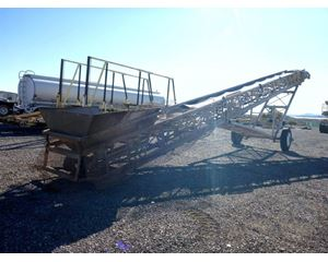 HAND-MADE 50 FT X 30 IN. Conveyor / Stacker