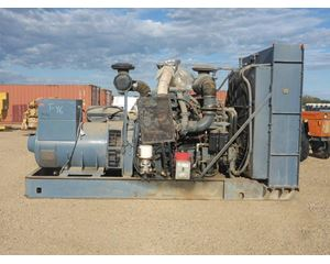 Detroit 1040 KW Generator Set