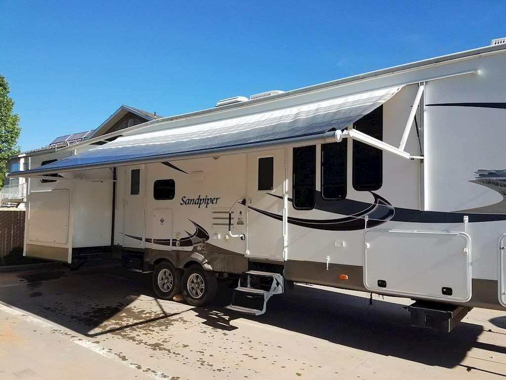 2012 Forest River Travel Trailer For Sale Las Vegas Nv