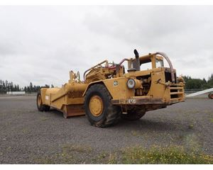 Caterpillar 637C Water Wagon