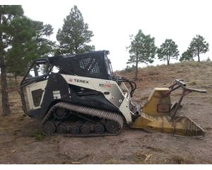 Terex PT110F Skid Steer Loader