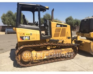 Caterpillar D3K2 XL Crawler Dozer